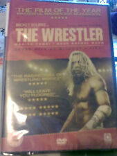 THE WRESTLER (STARRING MICKEY ROURKE) DVD (SEALED)