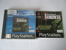 Tom Clancy's Rainbow Six - Sony PlayStation - PS1 - Complet - Occasion