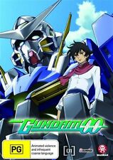 Mobile Suit Gundam 00: Volume 1 - Seji Mizushima NEW R4 DVD