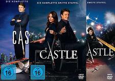 Castle - Die komplette 1. - 3. Staffel (Nathan Fillion)                DVD   257