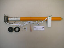 KM45RM Kamir Tubular Motors for Awnings and Rollup Shutters 50 Nm Radio Override