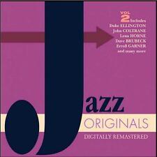 JAZZ ORIGINALS VOL.2 - VARIOUS ARTISTS (NEW SEALED 2CD)