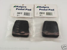 TOYOTA RAV4 BRAKE & CLUTCH PEDAL PAD KIT SUITS SXA10,11,ACA33,38 MODELS 94-2011