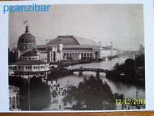 1990s Photo Postcard - USA Chicago World's Fair of 1893 - Liberal Arts Building