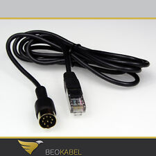 (13,28€/m) RJ45 / Powerlink Kabel 1,8m für B&O BANG & OLUFSEN BeoSound / BeoLab