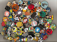 DISNEY TRADING PINS 10 pins in this auction for $6.00 each quantity of 10 chosen