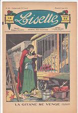 LISETTE N°10 du 8 mars 1936 LEVESQUE CUVILLIER PORTELETTE