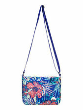 ROXY WOMENS BAG.SUNDAY SMILE SMALL SHOULDER CROSS BODY ZIPPED PURSE 7S/3408/PQF6