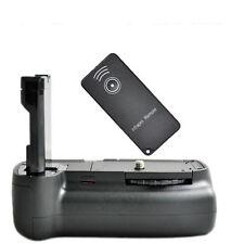 Battery Grip For Camera Nikon D3100 D3200 D3300 D5100 EN-EL14 + IR Remote +Cable