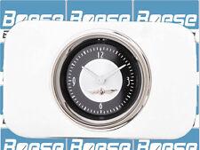 37-38 Chevy Car Billet Aluminum Clock Insert w/ Clock Classic Instruments All Am