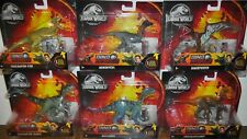 Jurassic World Lot Mononykus Dimorphodon Echo Mussaurus Proceratosaurus Charlie