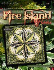 Fire Island Hosta Paper Piecing Pattern by Judy Niemeyer NEW