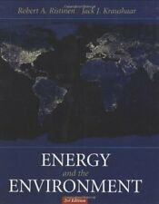 Energy And The Environment Robert A Ristinen