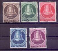 Berlin 1951 - Glocke Links - MiNr. 75/79 rund gestempelt - Michel 200,00 € (873)