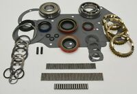 1964-73 Ford Top Loader 4 Speed HEH Rug Bearing Rebuilt Kit with Syncros BK135WS