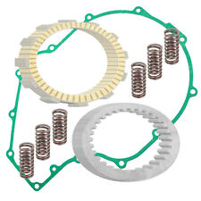 CLUTCH FRICTION PLATES and GASKET KIT Fits KAWASAKI ZX1200C ZZR1200 2002-2005