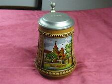 "Vintage German Beer Stein, maker stamped ""Original GERZ"".."