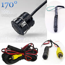 4pin Connector Car Rear Back View 170° Backup Side Front Parking Camera 18.5