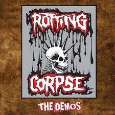 ROTTING CORPSE - The Demos CD+DVD 2009 Thrash Metal