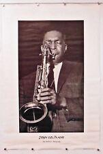 """John Coltran vintage poster 24"""" X 34"""" (b78)"""