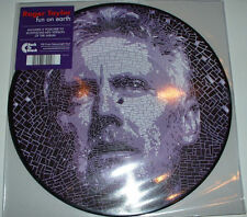 ROGER TAYLOR QUEEN Fun On Earth 2 LP Picture Disc