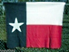 Texas Flag Large fleece throw