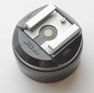 Nikon AS-1 Hot Shoe FLASH UNIT COUPLER For F F2  from JAPAN