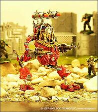 Mad Bull heavy assault warwalker Tehnolog Robogear Cyberon Planet