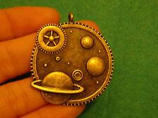 5 Galaxy Charms Pendentifs Bronze Antique Bijoux Making Wholesale UK WV9