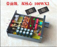NEW Digital Power Amplifier HiFi TPA3116 Stereo 2.0 Channel Audio Amp 100W+100W