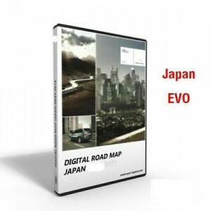 BMW MINI Road Maps Update JAPANESE JAPAN 日本 EVO 2021 NBT EVO USB + FSC Code  ID4