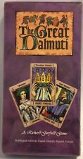 The Great Dalmuti Card Game BRAND NEW Sealed WOC5100