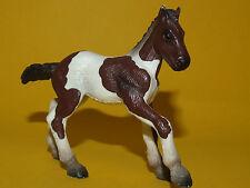 2) Bully Bullyland Pferd - Quater Horse Fohlen 62678