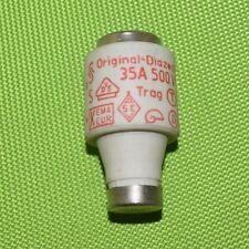 SH  Diazed Sicherung DIII 35A Sicherungseinsatz 500V träge (884)