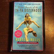 Rebecca Wells DIVINE SECRETS OF THE YA-YA SISTERHOOD paperback book pb novel