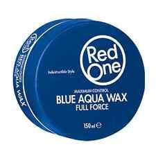 RedOne Gel Aqua Hair Wax Full Force Blau 150ml Red One Wachs