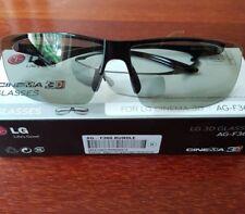 2 Pairs X Genuine LG Ag-f360 Cinema 3d Glasses Premium