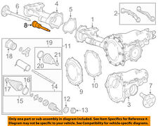 GM OEM Front Axle-Actuator 22876132