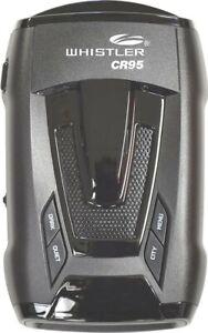 Whistler CR95 Optimum Performance Radar/Laser Detector