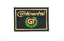 CLASSIC ROYAL ENFIELD CONTINENTAL GT EMBROIDERED SEW ON PATCH-BULLET