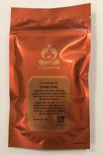 RARE TEAVANA OPRAH CHAI BLACK TEA LOOSE LEAF 2 oz in FACTORY SEALED BAG!