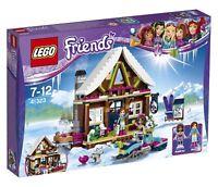 LEGO 41323 - Friends Snow Resort Chalet - Brand New & Sealed