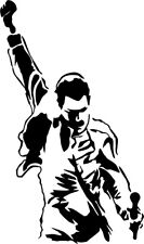 Freddie Mercury vinyl decal sticker Queen Rock Classic car laptop