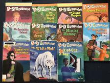 Lot Of 15 A to Z MysteriesBooks Children Ron Roy Books- A C D E I J M U X V W +