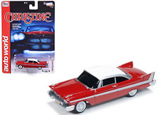 Christine 1958 Plymouth Fury Autoworld not Greenlight Hotwheels 1:64 Scale