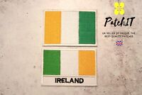 Ireland Flag Patch to Iron/ Sew on, Embroidered Cloth Patches, Badges