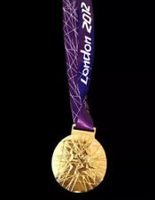 2012 Olympic Gold Replica Medal