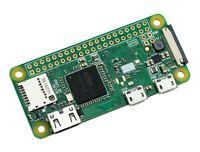 Raspberry Pi Zero W Wireless Bluetooth 4.1, WiFi & Camera Ready 1 GHz 512MB NEW