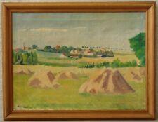 Mogens Kragh Pedersen (1913-1964) » Erntelandschaft « 1942