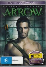 ARROW - The Complete First Season - 5 Disc Set / REGION 4